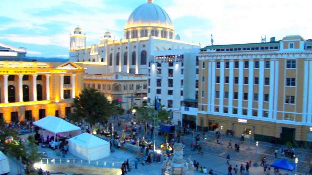 Centro Historico de San Salvador