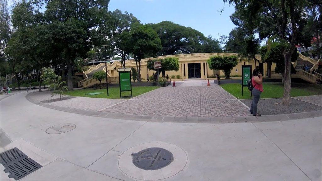 Parque Cuscatlan