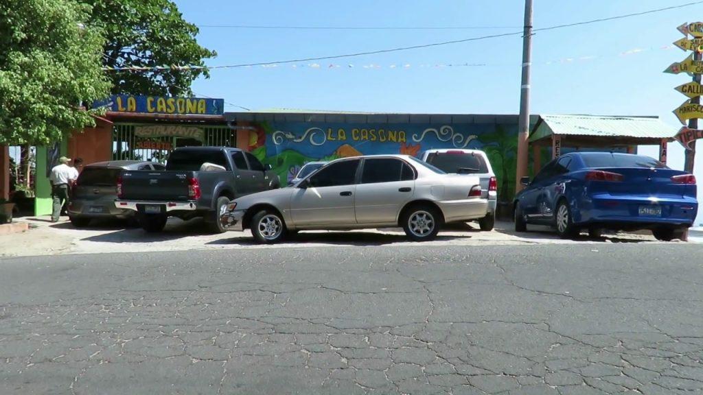 Restaurante y Cafe La Casona en Ruta Panoramica